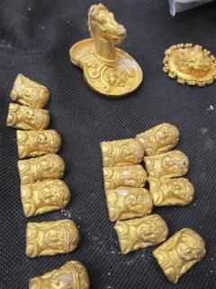 Thracian gold in Bulgaria