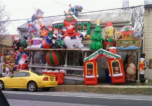 Christmas Floats