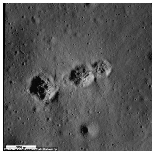 Moon Impact Craters_1