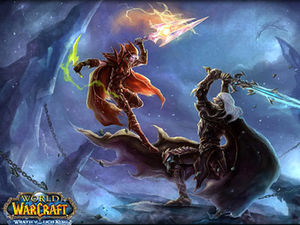 World of Warcraft (wallpaper)