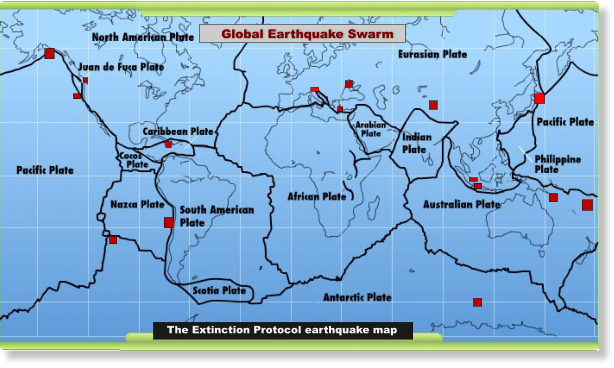Earth Reeling From Eight Major Earthquakes Striking In Days - Most important rivers in the world