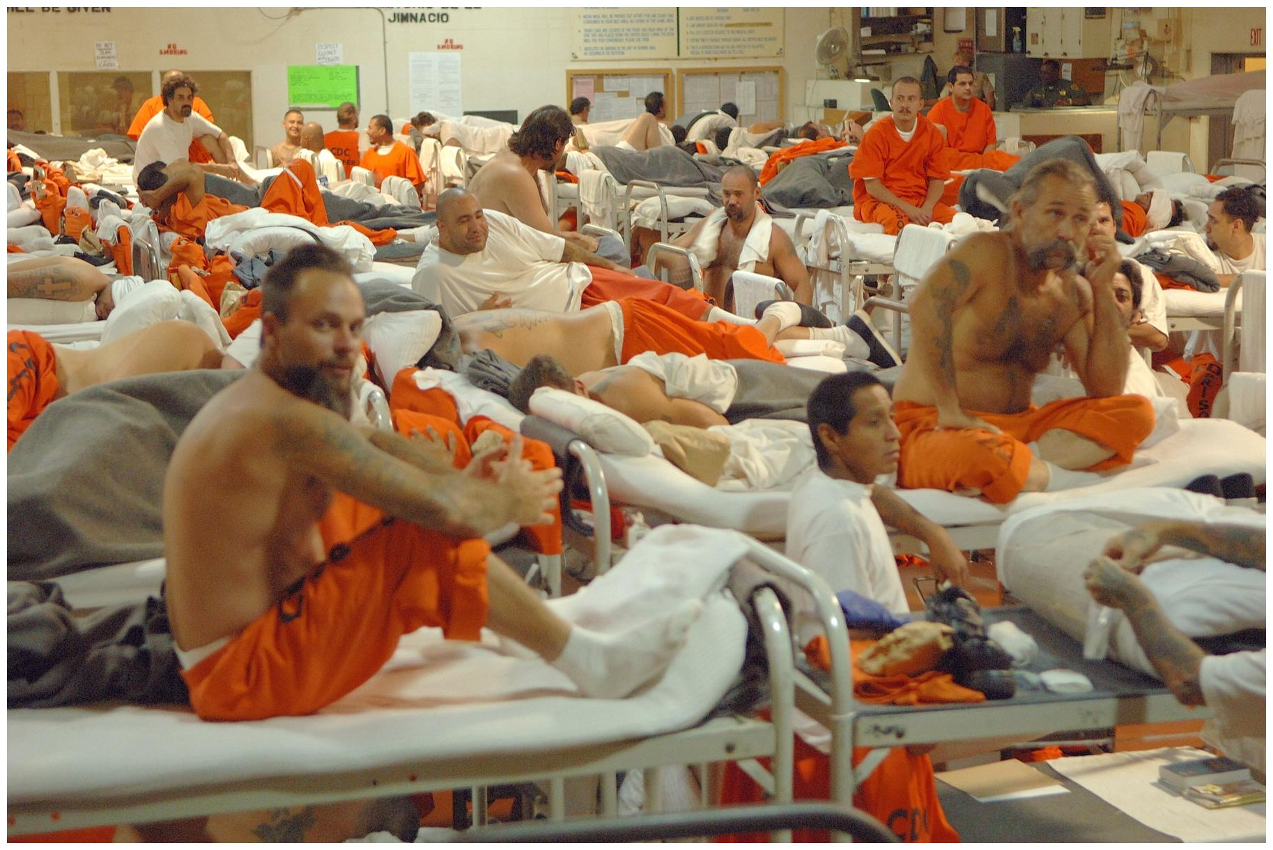 prisoners rights The aclu of southern california is the leading advocate in the region for reducing dependence on incarceration and reforming the conditions inside jails facilities.