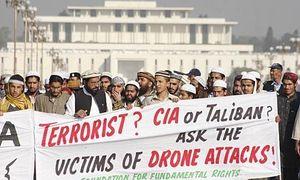 drone protest