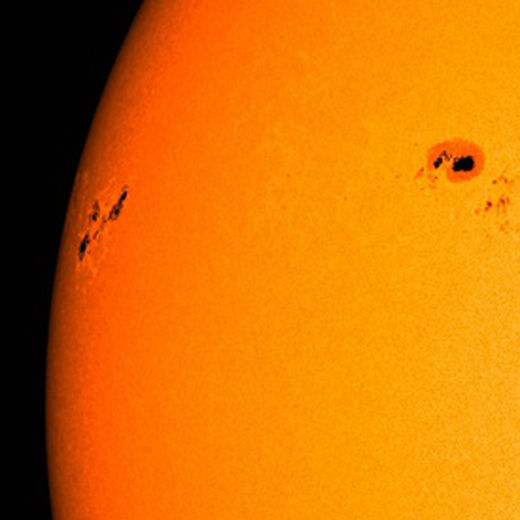 Sunspot AR1748