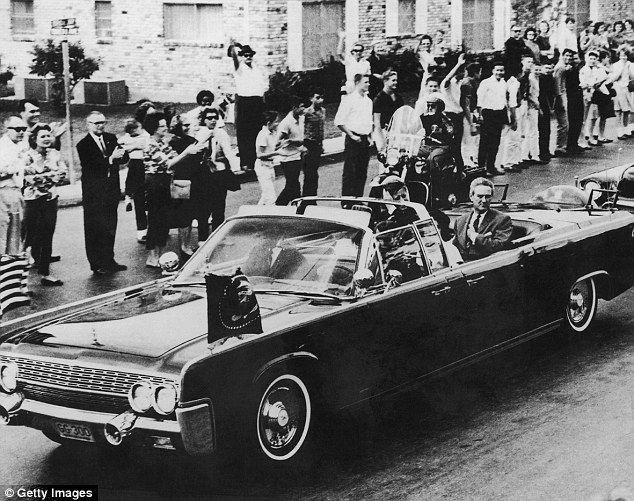 Former Nixon Aide Lyndon B Johnson Arranged John F