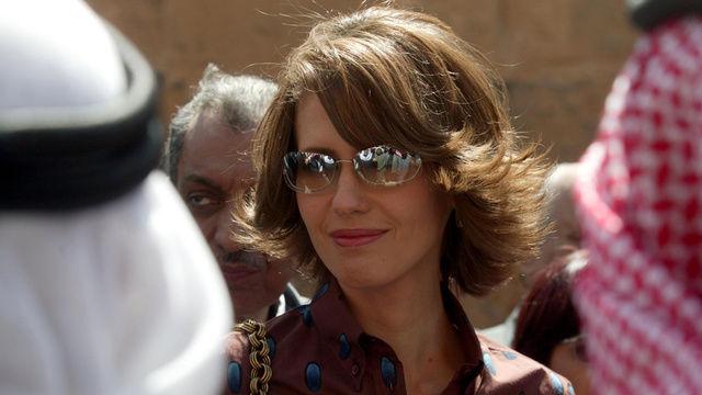 A Rose In The Desert Asma Al Assad Lady Diana Of The