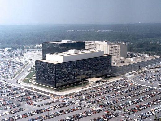 Big Brother, NSA-Hauptquartier