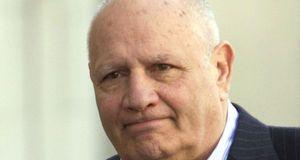 Former newspaper tycoon Eddy Shah