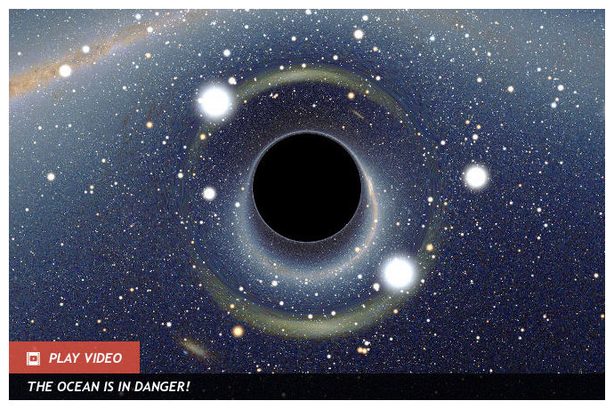 Oceanic black holes found in southern atlantic science for Space time fabric black hole
