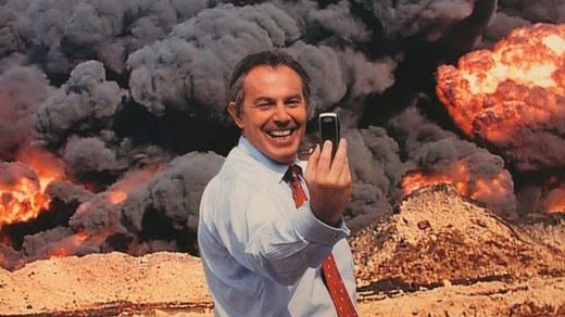 Tony Blair to receive award for lifetime services to war
