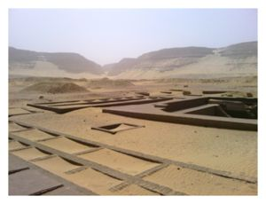 Royal Cemetery at Abydos