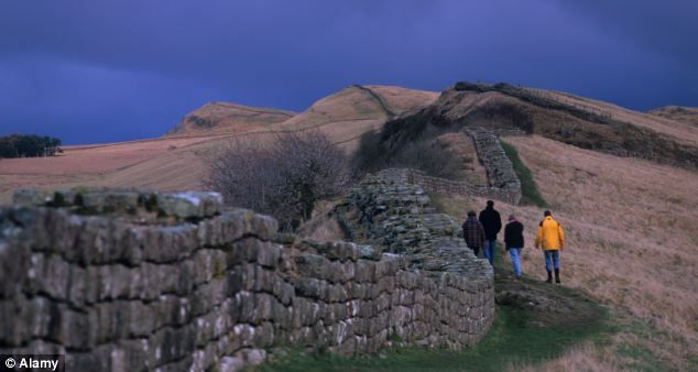 The Roman Empire S Other Hadrian S Wall Declassified Spy