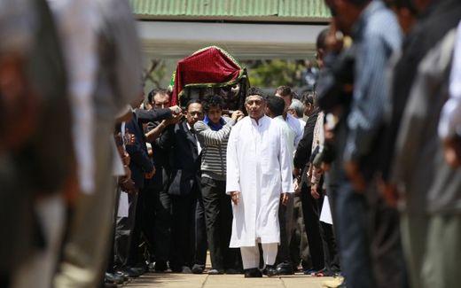 Ruhila Adatia-Sood Funeral