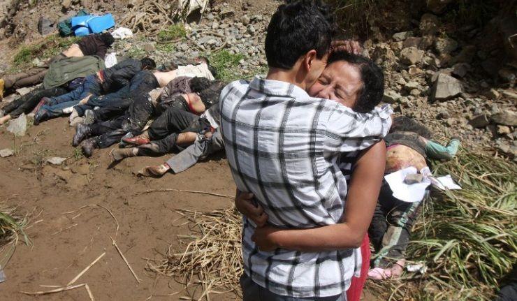 peru bus crash at least 51 killed 14 children among dead societys child sottnet