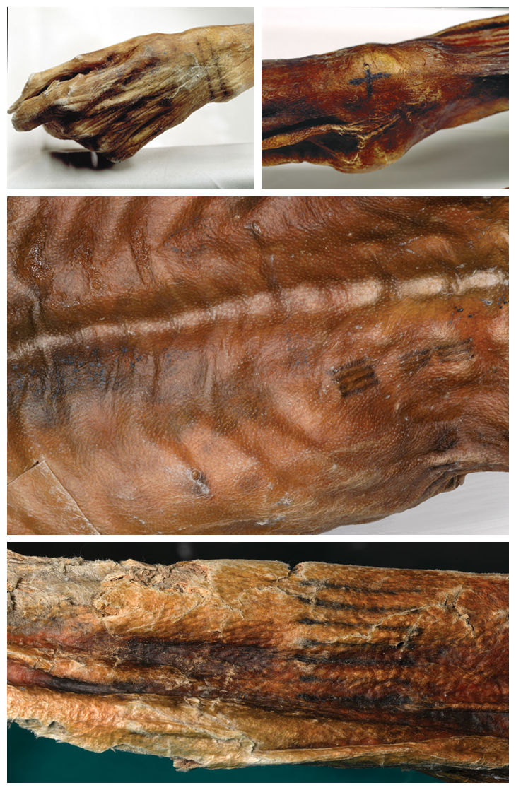 Ancient tattoos may have been used as medicine -- Secret ...