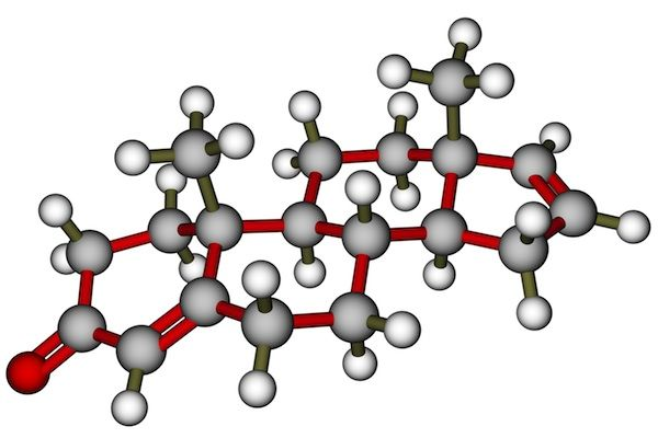 structure of methenolone