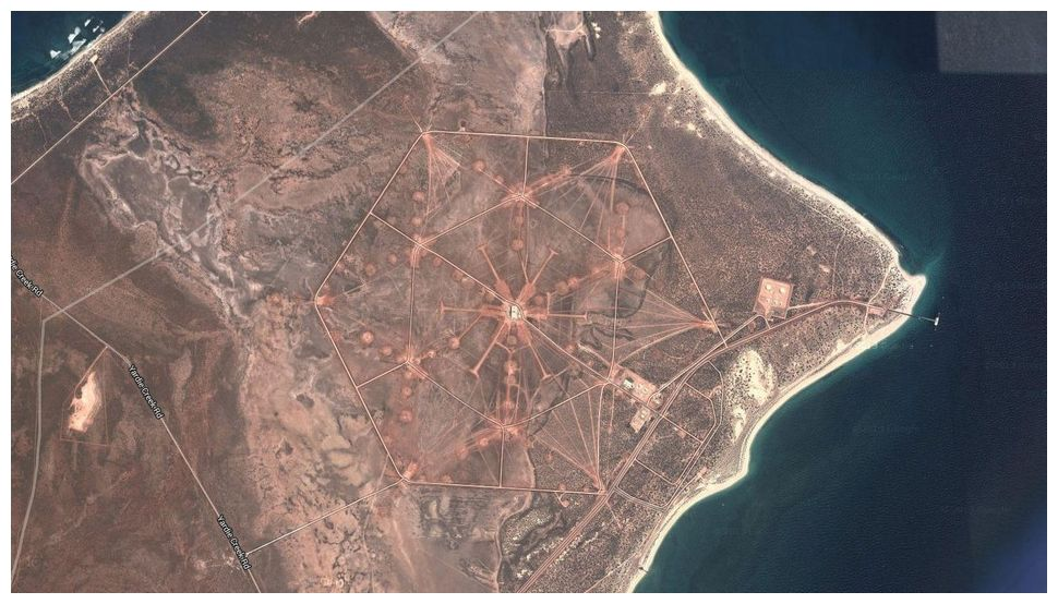 Developer unearths secret US military bases