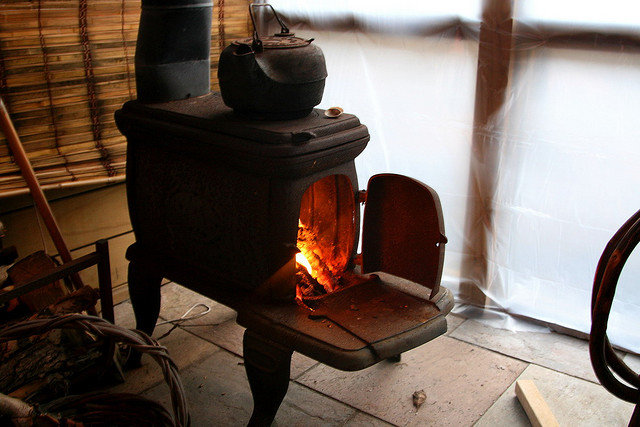 Wood Burning Emissions ~ Greek economic crisis leads to air pollution