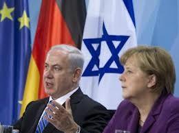 Merkel & Netanyahou