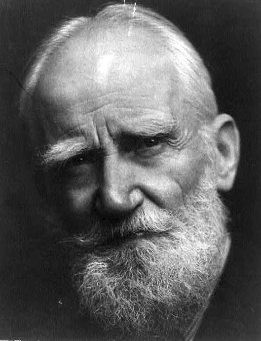 a history of one of the greatest playwrights in history george bernard George bernard shaw in which he exercised a kind of retrospective history and from modern movements drew , one of shaw's most successful.