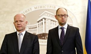 william hague ukraine
