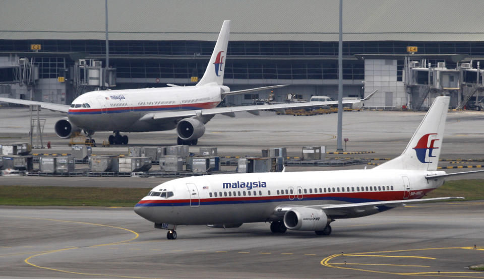 Malaysia Airlines Missing Passengers