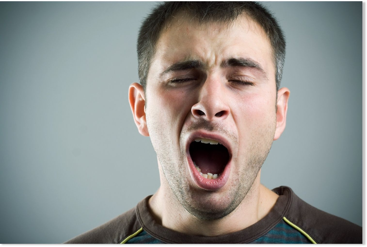 Contagious yawning may not be linked to empathy; still ...