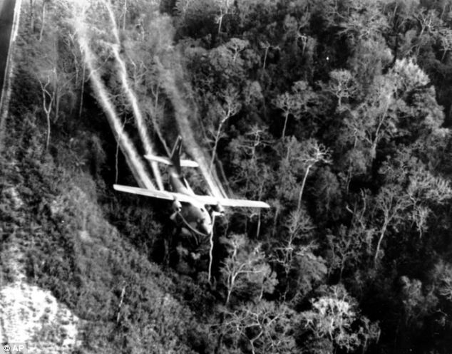 "an introduction to the agent orange the code name for herbicide developed for the military Chapter i, ""introduction,"" sets the stage by  vietnam, on agent orange and its  use during the vietnam war, and on  the military code names orange  and  vietnamese combat development and test center (cdtc) in saigon  the  aerial spraying of the herbicides, with the us army chemical corps."