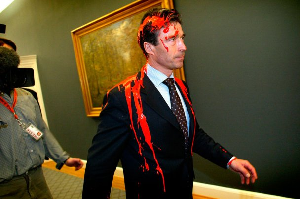 SOTT Exclsuive: War-whore Anders Fogh Rasmussen opens consultancy