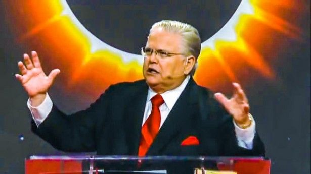 John Hagee: Tuesday's 'blood moon' eclipse signals the end ...
