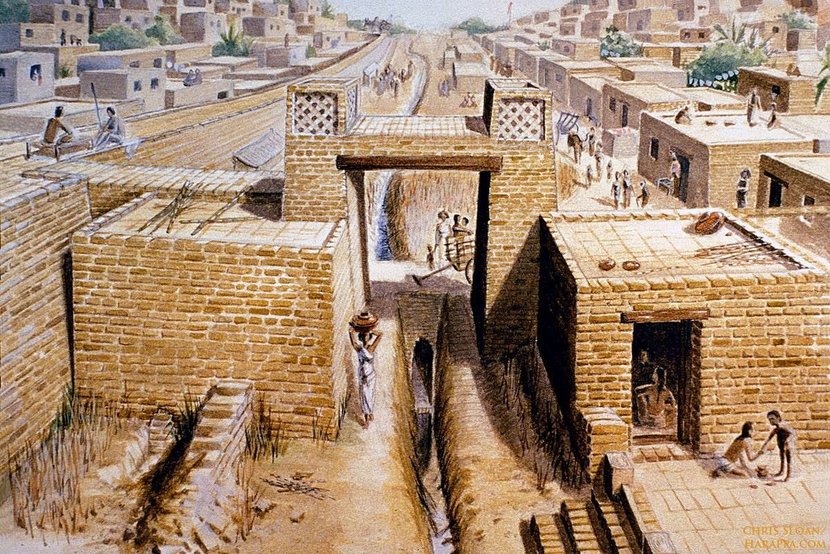 a look at the indus valley civilization Before we begin, remember: harappan civilization is also known as indus valley civilization the discoverers of indus valley civilization: alexander cunningham – he was the first director-general of asi.
