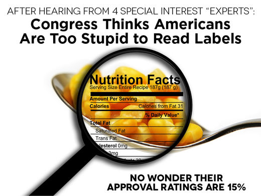 The Scary Truth About GMO Labeling