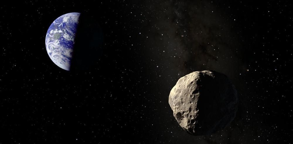 blow huge asteroids come close - photo #13
