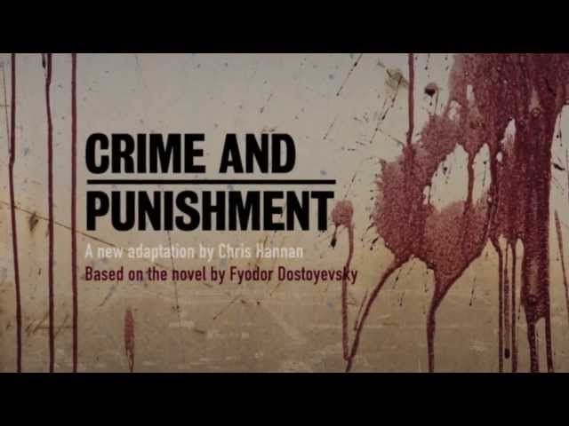 an analysis of the novel crime and punishment Crime and punishment essays - analysis of crime and punishment by fyodor dostoevsky.