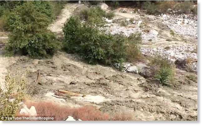 One dead after flash floods rip through southern ...