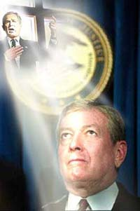 a life and times of john ashcroft I have said many times, as most of us have, that the position of  john ashcroft,  this should have nothing to do with your personal life or family.
