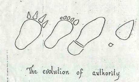 Evolution of Authority