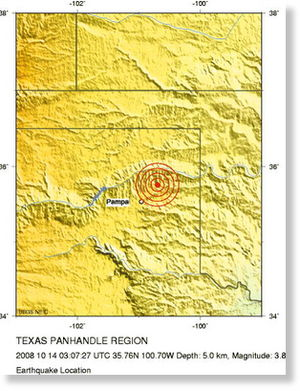 Texas Panhandle Region