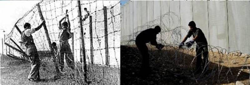 The Jewish Holocaust and the Palestinian Holocaust