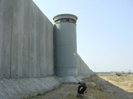 Israeli Apartheid Wall