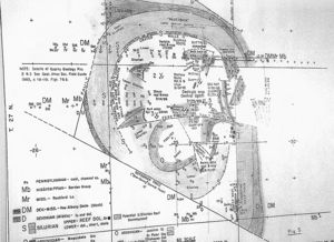 US: Ever heard of the Kentland crater? -- Science & Technology ... Kentland Indiana Map on loogootee indiana map, new albany indiana map, edwardsport indiana map, covington indiana map, san pierre indiana map, helmsburg indiana map, lizton indiana map, gary indiana map, united states indiana map, burnettsville indiana map, onward indiana map, mooresville indiana map, central time zone indiana map, royal center indiana map, chalmers indiana map, darmstadt indiana map, hanover indiana map, merrillville indiana map, pine village indiana map,
