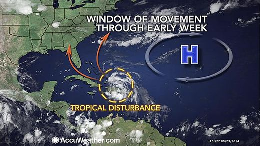 Southeast U.S. on alert for Tropical Storm Cristobal