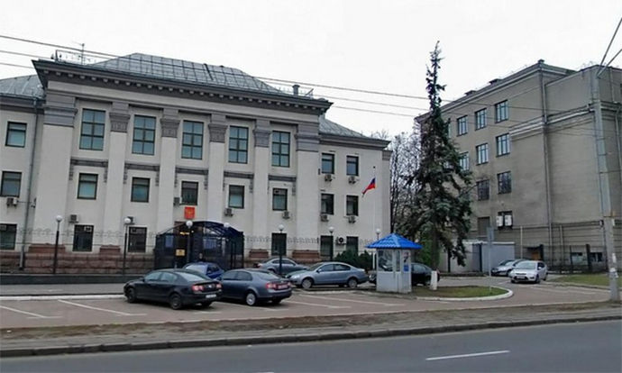 Opinion, Russian embassy click to be final
