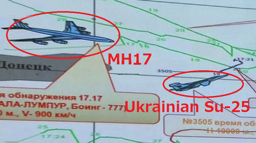 MH17 Who Dunnit? Western Media Silent on the Evidence