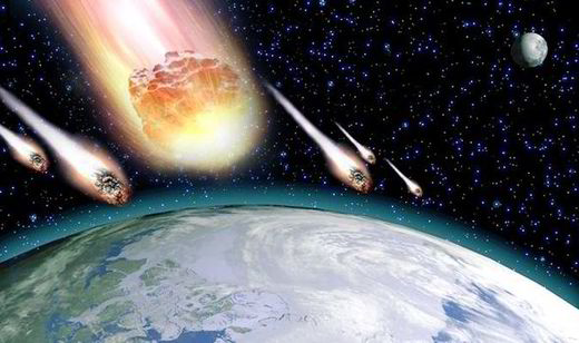Shock asteroid warning: Earth faces 100 years of killer strikes beginning in 2017 - or maybe even earlier?