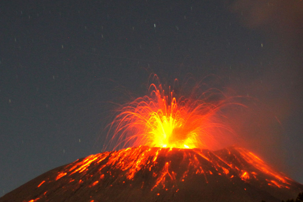 New Light Shed On The Mysterious Unknown Eruption