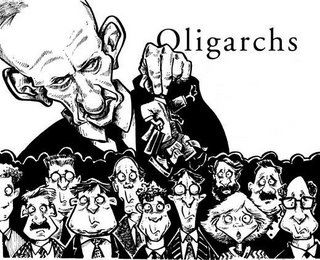 international oligarchy