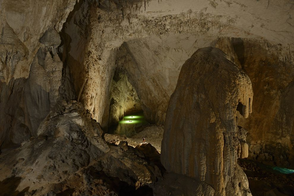 China S Quot Supercave Quot Is The World S Biggest Cave Chamber
