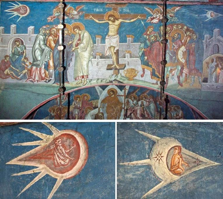 Hovering 'UFO' found in a 16th Century painting in ...