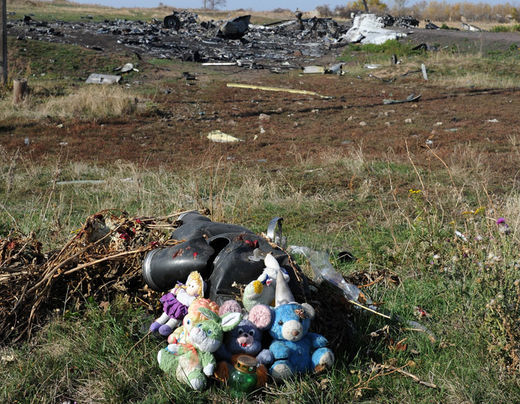 MH17 wreckage4